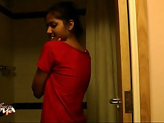 Hot sexy indian amateur babe divya in shower