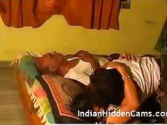 Indian bhabhi fucked by dewar while husband sleeping