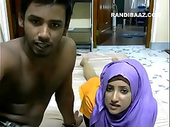 Muslim indian couple riyazeth n rizna private show 3