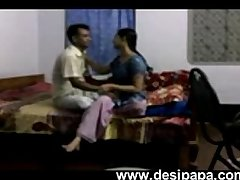 Married couple homemade indian sex